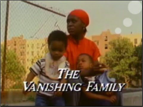 """1986 CBS NEWS SPECIAL REPORT: The Vanishing Family-- """"Crisis in Black Am..."""