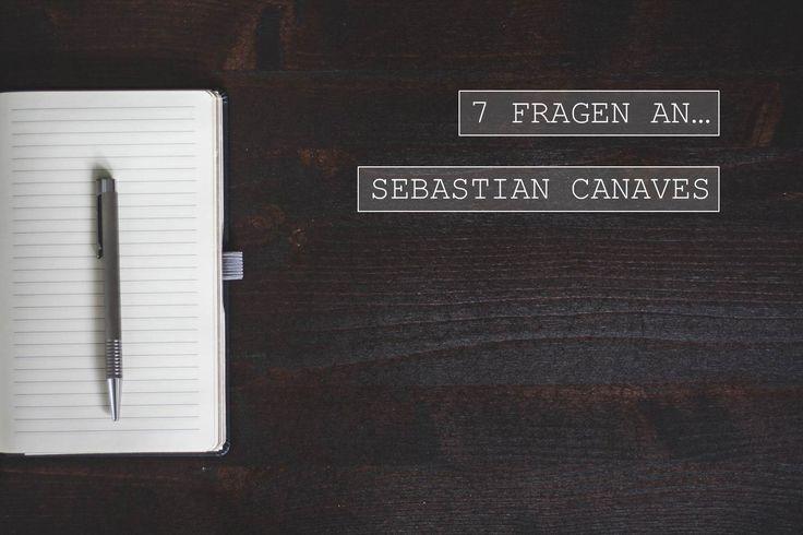 """Im zweiten Teil unserer Interviewserie """"7 Fragen an…"""" kommt Sebastian Canaves zu Wort. Der gebürtige Mallorquiner ist hauptberuflich Blogger und Autor. Gemeinsam"""