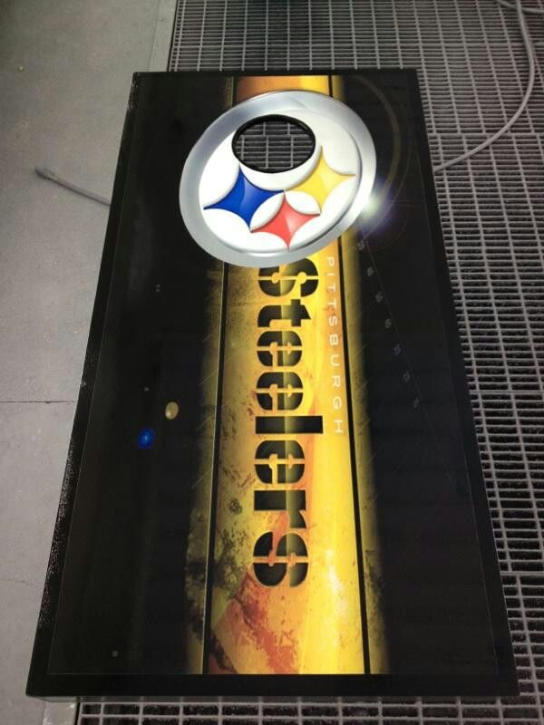 39 Best Images About Corn Hole Board Designs On Pinterest