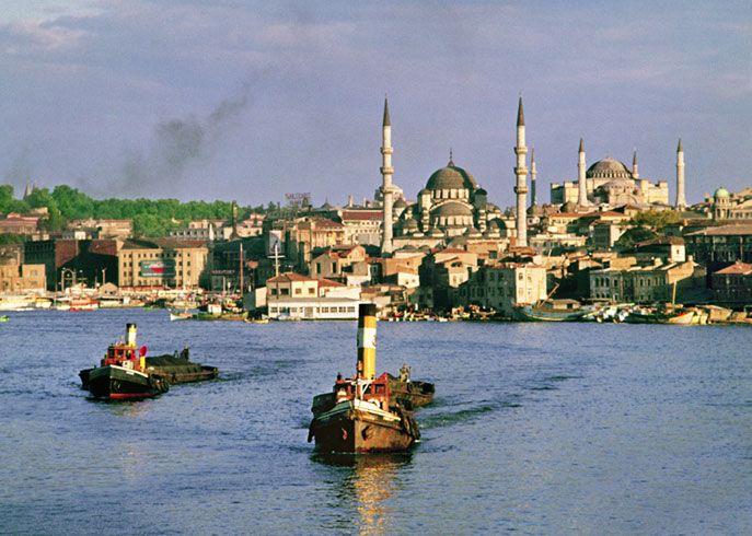 Ara Güler | İstanbul Color Photos