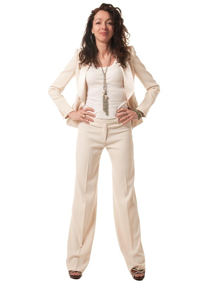 Exclusieve Spaanse kleding, schoenen en tassen voor vrouwen. MARDELNORTE.NL - Collectie - Collectie - Broeken - PV13-4000PA169 11 Wijde Pantalon