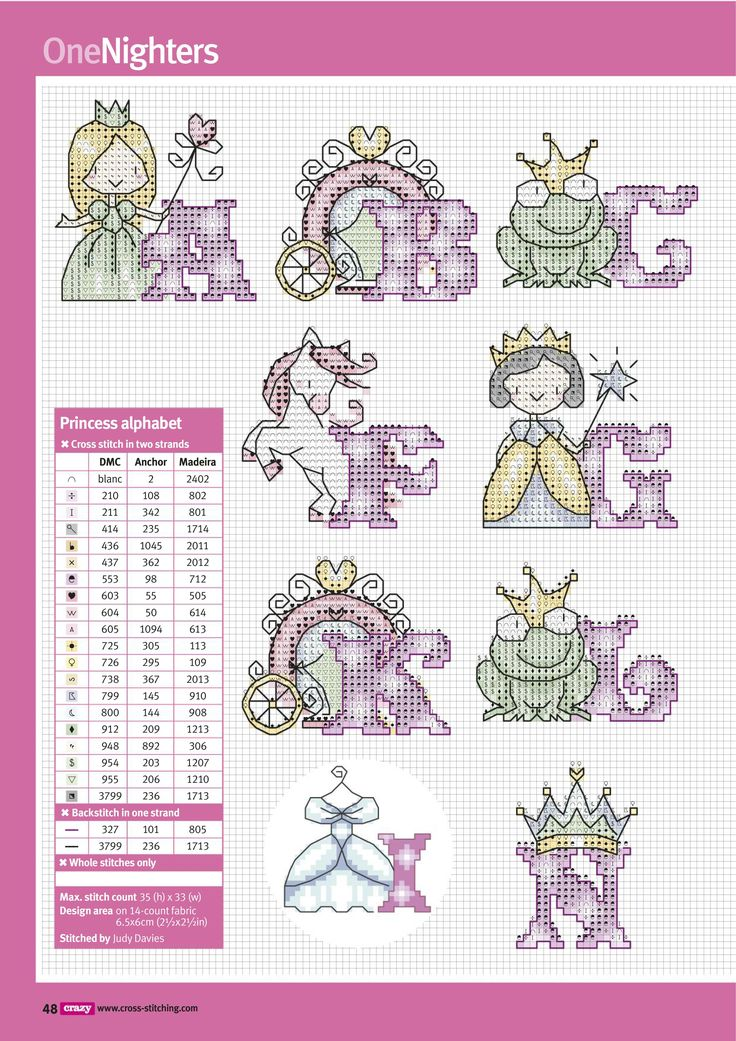 Cross Stitch Crazy 219