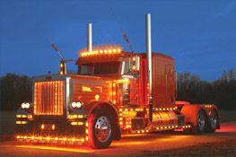 Tricked Out Semi Trucks | Trucks-Trick-My-Truck chrome shop | semi truck accessories | truck ...