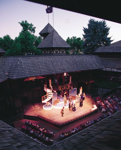 The Tony-Award Winning Utah Shakespearean Festival in Cedar City, Utah is an excellent addition to any travel itinerary in scenic Southern Utah.