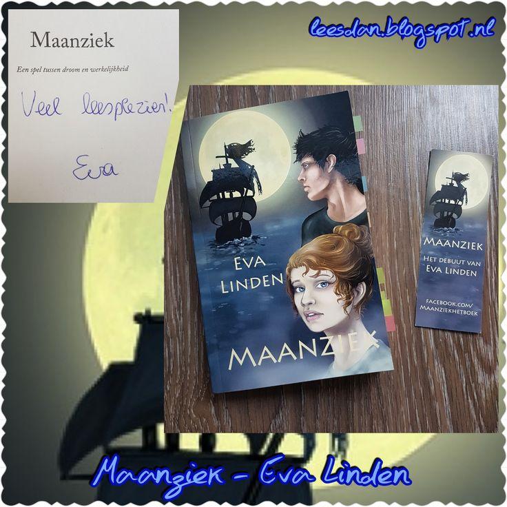 #winnen Laatste kans om via mijn blog #Maanziek van #EvaLinden te winnen.
