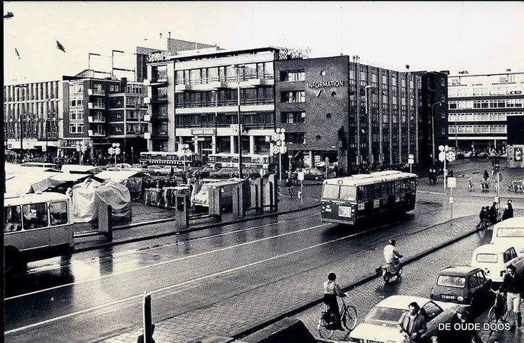 Grote Markt, Groningen, 1978