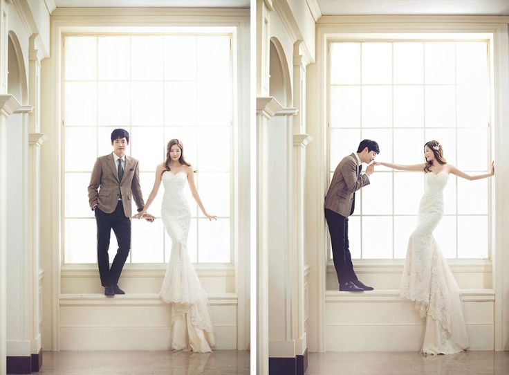 Korean Studio Pre-Wedding Photography: 2016 Whimsical Collection  by Bong Studio on OneThreeOneFour 20