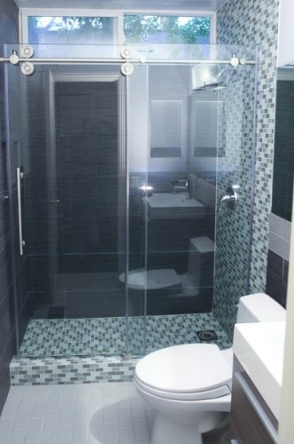 5x8 bathroom reno with shower bathroom ideas pinterest - How to layout a bathroom remodel ...