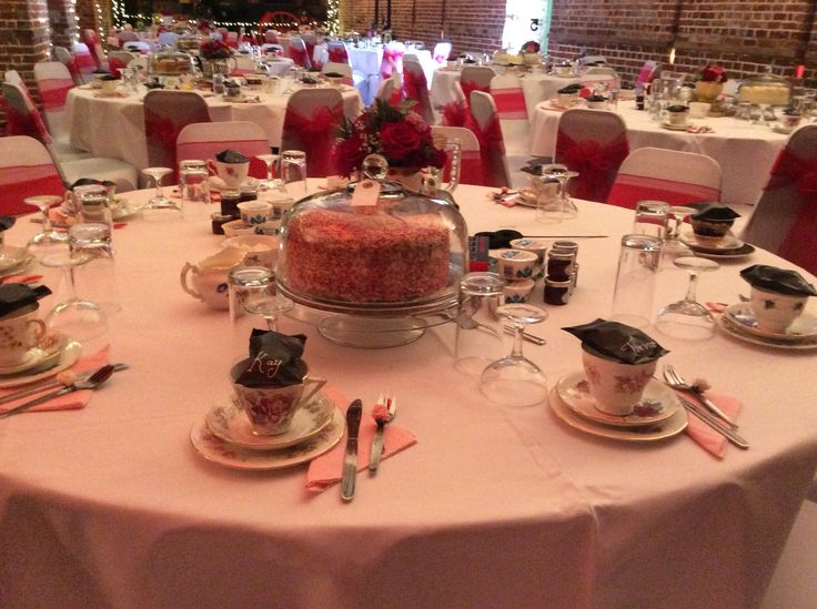 Vintage Afternoon Tea Party by The Tea Party @explosion museum