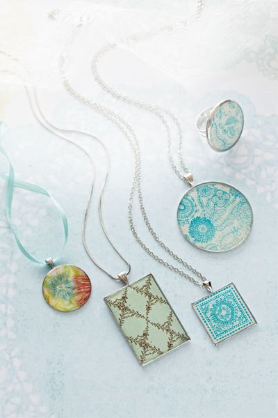 Create with resin - and make your own moulds