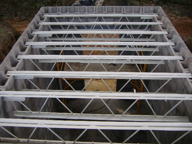 Underground Concrete Building : Root cellar storm shelter bhm forum farm stuff