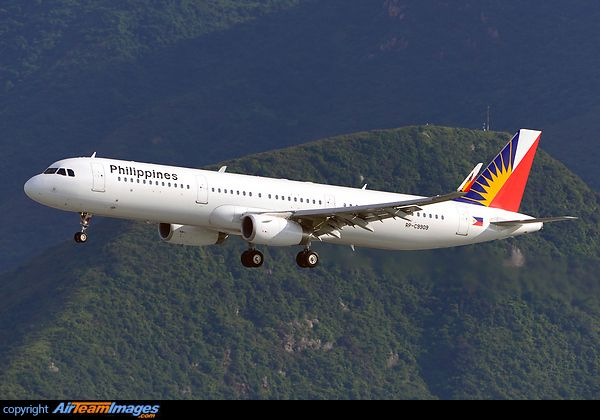 Philippine Airlines Airbus A321-231