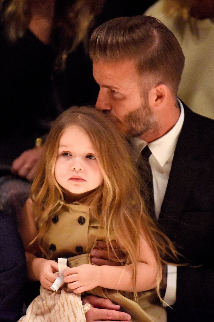 How David Saved Harper's Long Hair