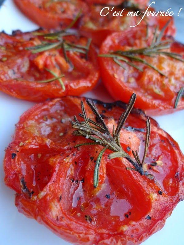 C'est ma fournée !: Les tomates rôties au four