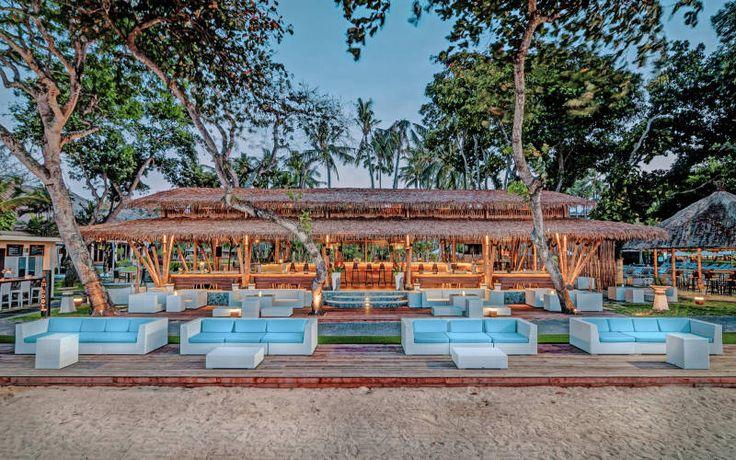Bamboo Beach Bar At Prama Sanur