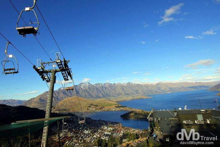 Queenstown, South Island, New Zealand | dMb Travel - Travel with davidMbyrne.com