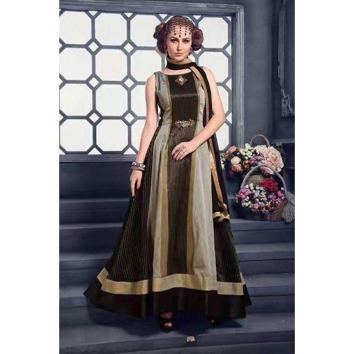 Diwali Sale-Ready To Wear - Designer Dress -08