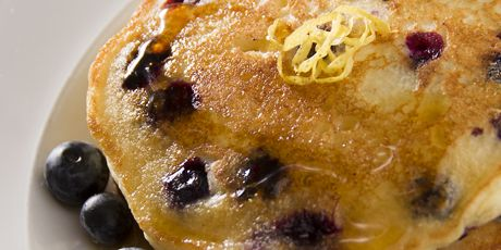 Gluten-Free Blueberry Pancakes Recipes | Food Network Canada