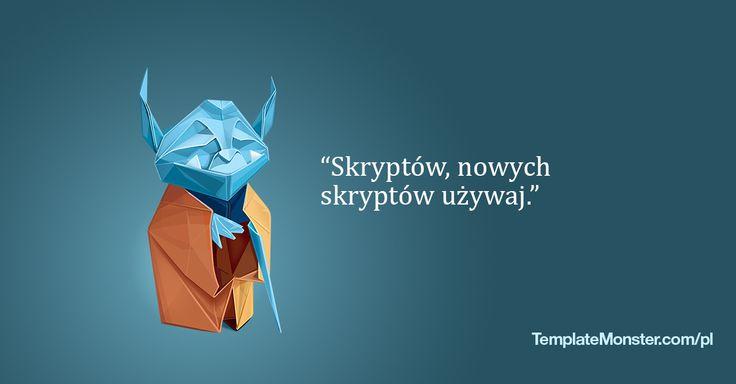 Porady Guru #Web_Design: Epizod 10. #Skrypty