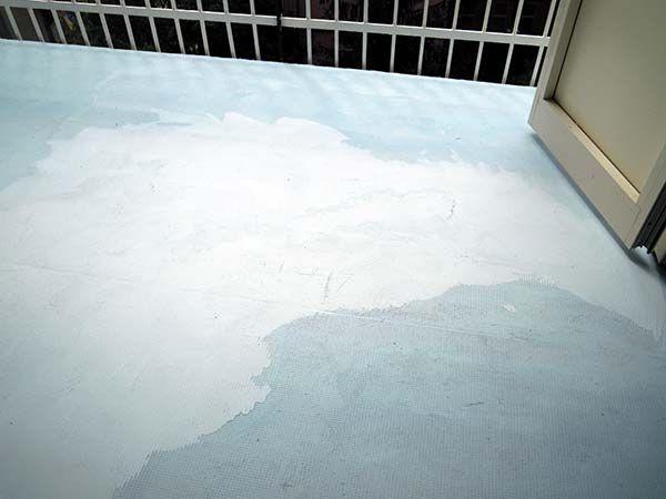 Progetto di pavimento in resina fai da te | Terraflex di Kromax
