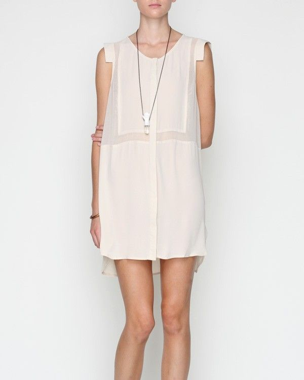 { Astoria Shirt Dress by Need Supply Co. [$68] }