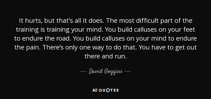 "Discover David Goggins famous and rare quotes. Share David Goggins quotes about done, pain, sports. ""It hurts, but that's all it does. The..."""