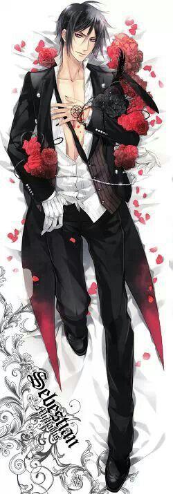 *nosebleed* Kuroshitsujii ~ Black Butler