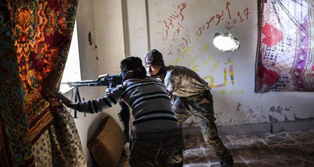 Новости Сирии : Боевики и США перешли к новой тактике в Сирии