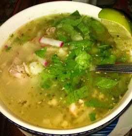 Pozole is a celebratory and hearty Mexican stew I came across while doing some recipe development. Learning about it gave me the confidenc...
