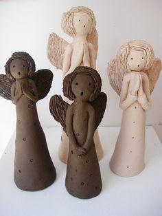 ceramic sculptures