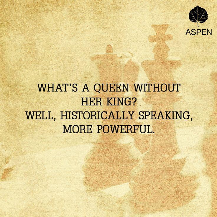 Amen to that! #aspen #woman #power #quote
