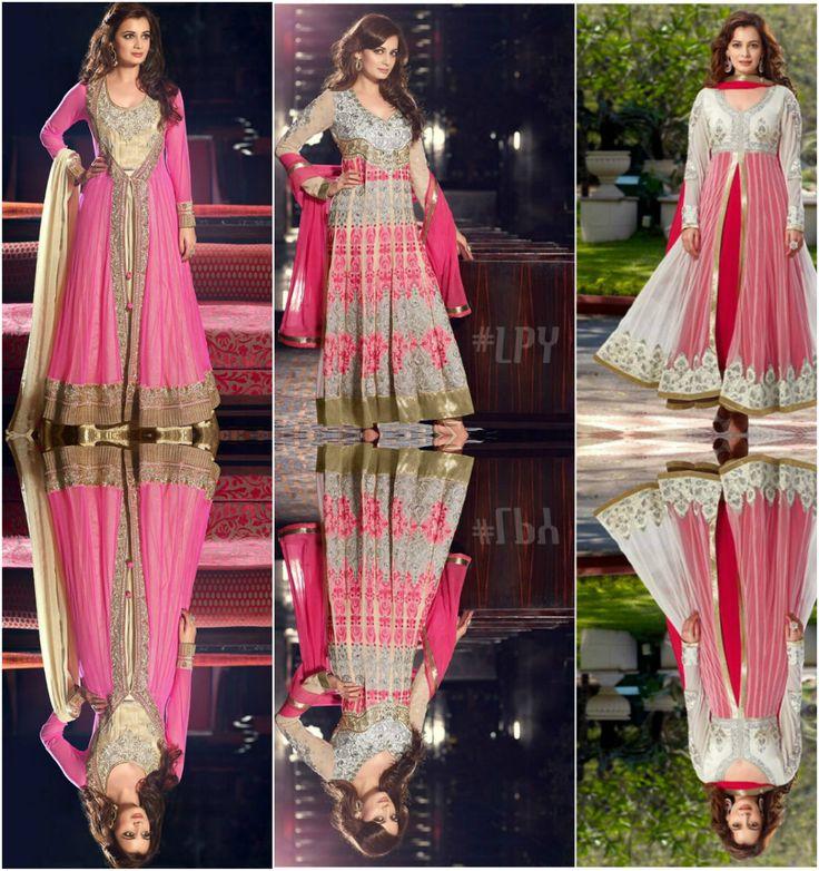 Pink #Anarkali #DiaMirza #Bollywood #Edit #LPY