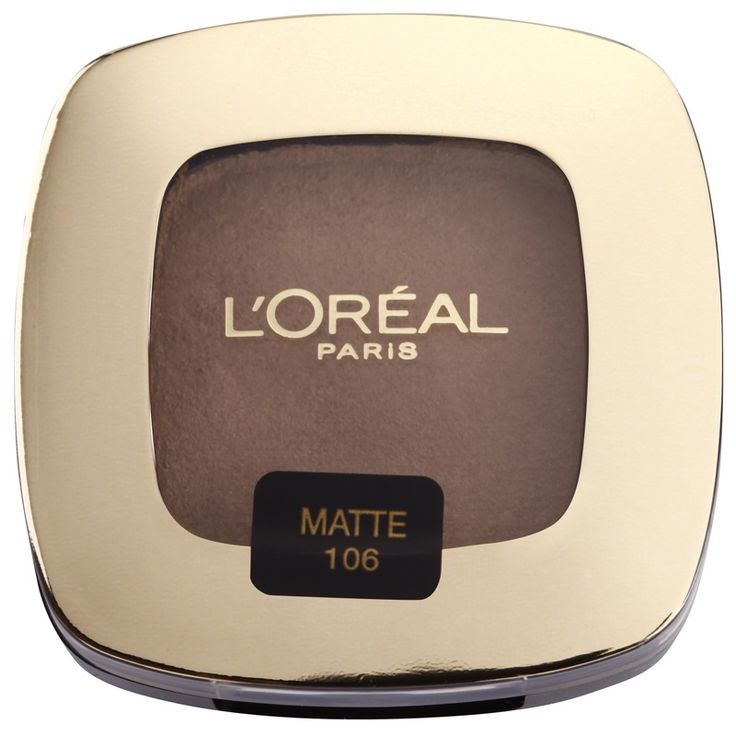 L'Oréal Paris Color Riche L'Ombre Pure očné tiene odtieň 106 Breaking Nude Matte
