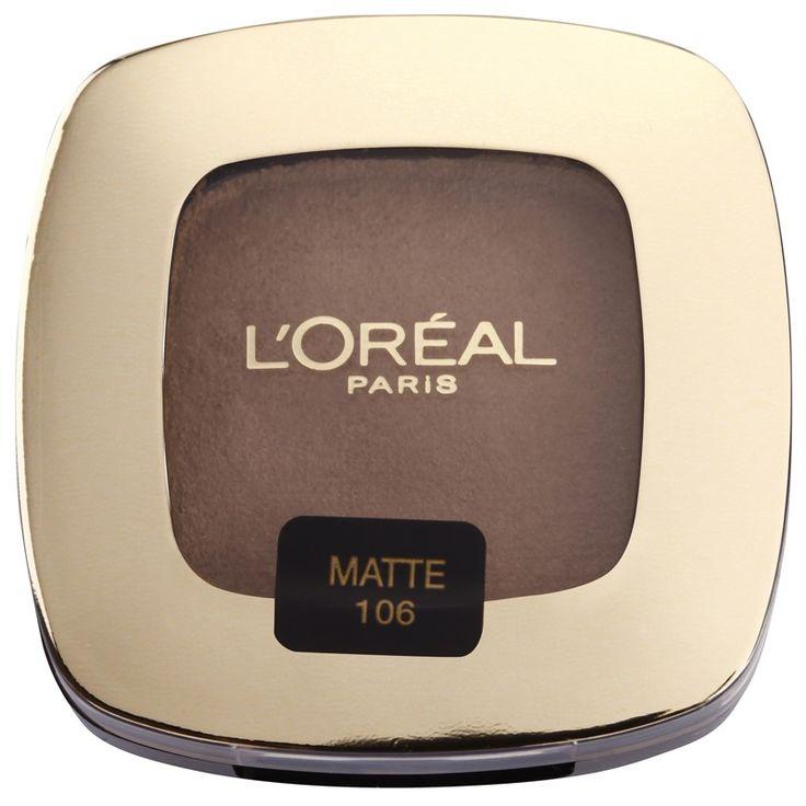 L'Oréal Paris Color Riche L'Ombre Pure očné tiene odtieň 106 Breaking Nude Matte