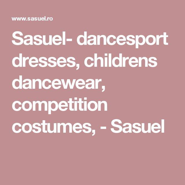6557865af Sasuel- dancesport dresses