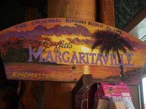 Jimmy Buffett's Margaritaville at Broadway At The Beach -- It's Five O'Clock Somewhere!!