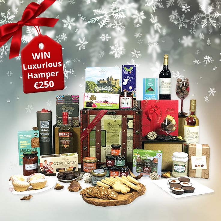 WIN Luxurious Christmas Hamper!  Complete our Christmas Survey: bit.ly/WinTheHamper