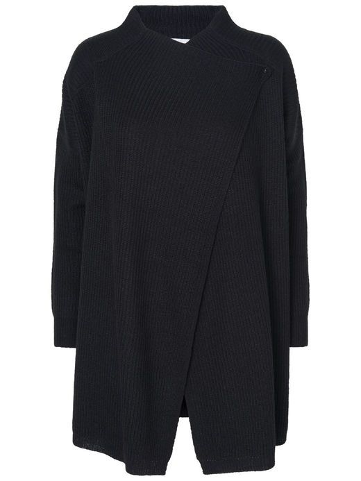 Cool long sleeved cardigan from Noisy may. Wear it over your daily outfit.