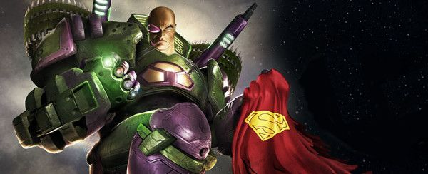 Lex Luthor s'incruste dans Injustice | Le Journal du Gamer