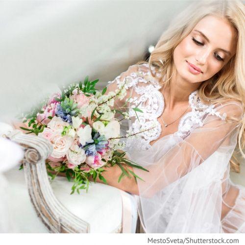 Свадебное нижнее бельё