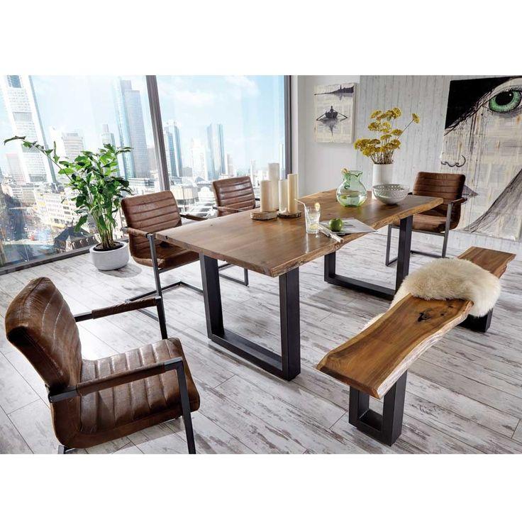 Die besten 25+ Moderne esszimmer sitzgruppe Ideen auf Pinterest - moderne massivholz esszimmermobel