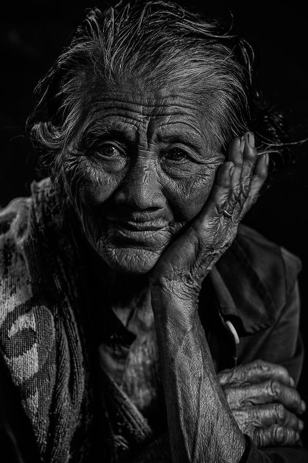 "500px / Photo ""Old Lady#2"" by Jeffri Jaffar"