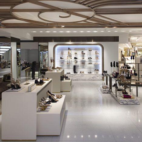 Harrods Shoe Salon by Shed 9