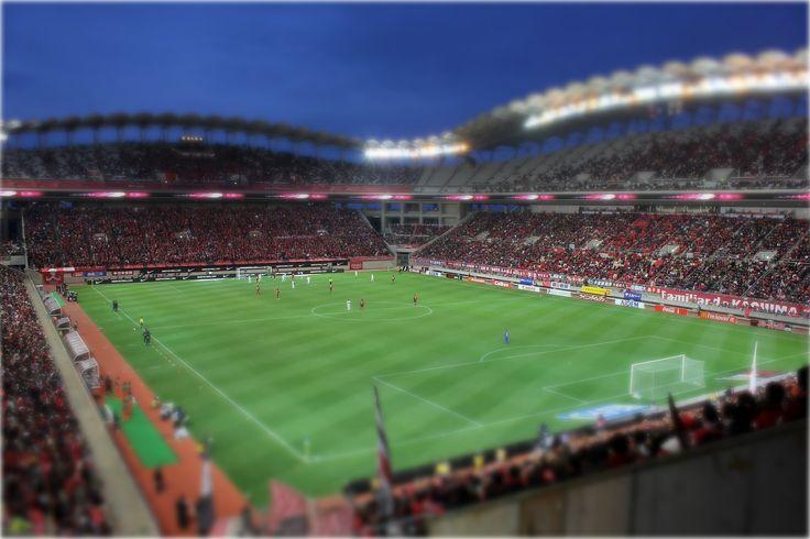 Stadium - by ToyCam
