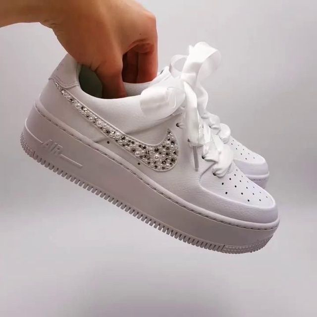 NIKE PEARL en 2021 | Chaussures de sport mode, Chaussures air ...