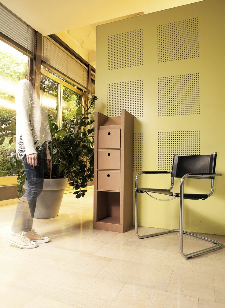 With NOR furniture you can be up to date with current recycling and environmental concerns.