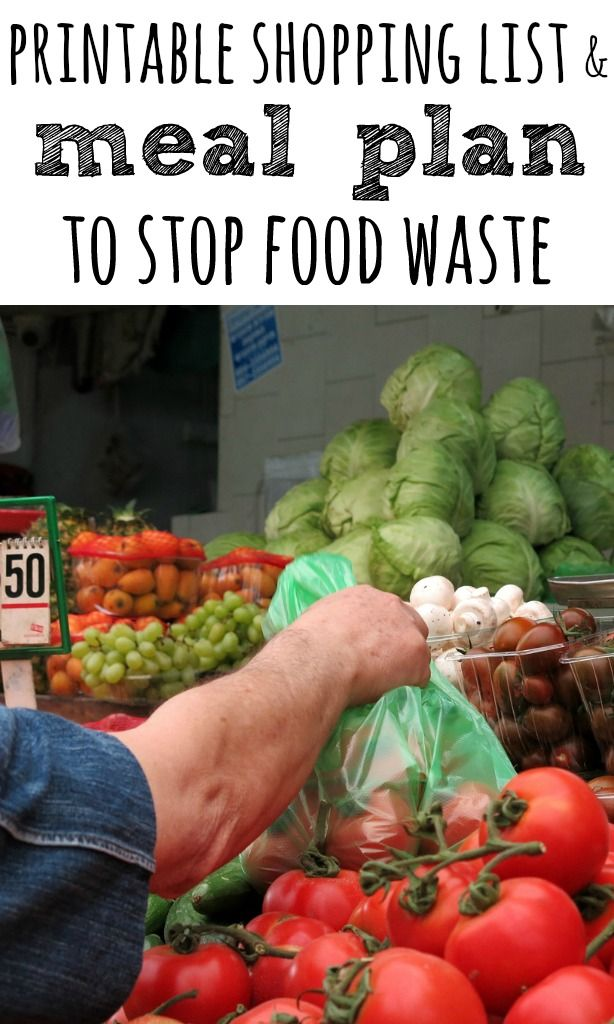 With this meal plan and shopping list you can feed a family for just £40 per week, plus if you follow these tips you will have less food waste too.