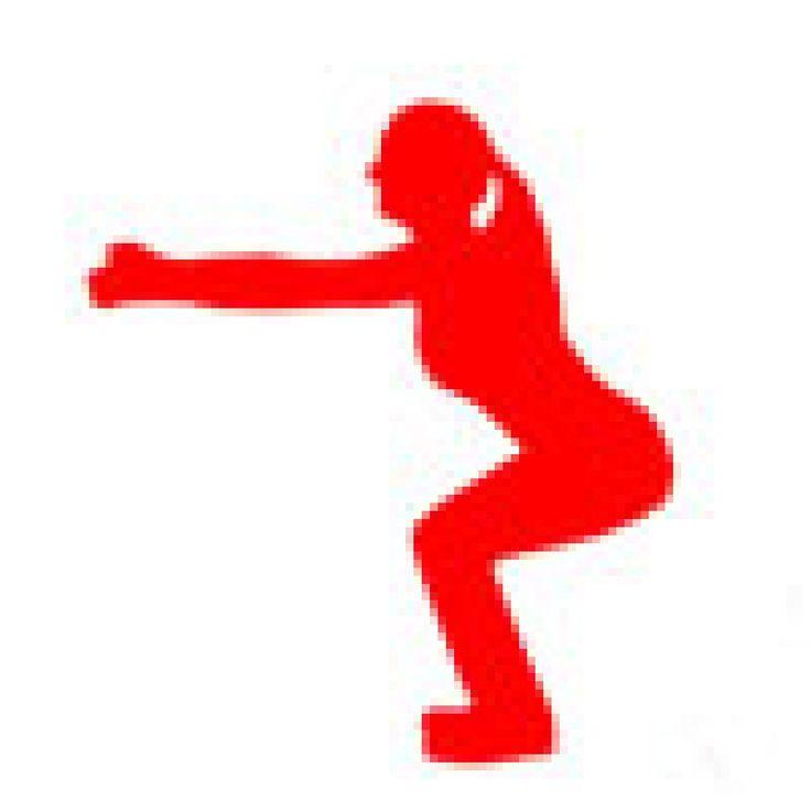 14 oefeningen voor billen, buik, benen, armen, heupen (Flair.be)