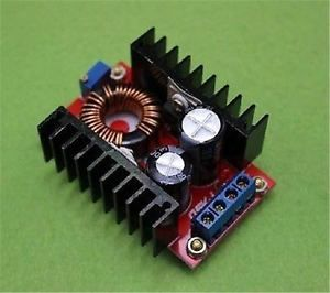 a 5pcs module 100w dc dc power supply 10 32v to 60 97v boost converter step up i x