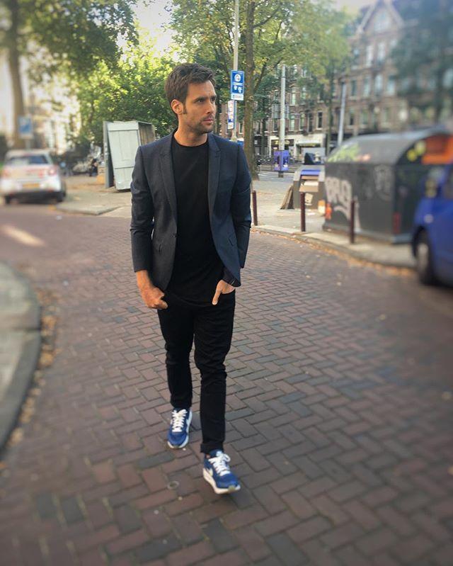 walkin' in Mokum.. @perspresentatie #TalentenZonderCenten #Amsterdam #kijknietzoserieus